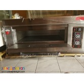 1 DECK OVEN (2 TRAY GAS OVEN)