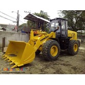 ~  CDM843 Wheel Loader !