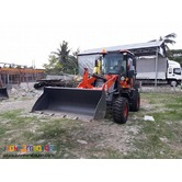 Payloader Wheel Loader 0.7cubic