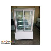 3ft  Front and Back Opening Japanese Style Cake Chiller
