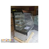 Open type Display Chiller Curtain Style