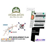 GABRIELA - 3 BR TOWNHOUSE AT CITADEL ESTATE LILOAN, CEBU