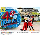 4D3N Hongkong with Free Ocean Park Tour