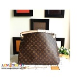 LOUIS VUITTON ARTSY Monogram Canvas - LV ARTSY BAG