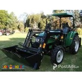 40HP Euro3 Farm Tractor (Kubota, Case, Manitou Couterpart)