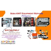 Seba KMT Equipment Repair by Dynamics Circuit Tech. Phils. Inc
