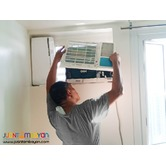 Aircon Installation Window Type