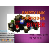 Buyer Empty Ink Cartridge