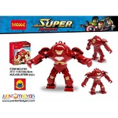 DECOOL™ 0181 Iron Man Hulkbuster Maxifigures