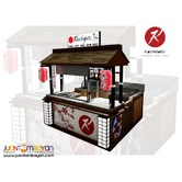 Food Cart / Kachigaru Tei