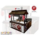 Food Cart / Kachigaru Tei