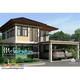 Pre-Sale 4 Bedroom House Melrose Model in Minglanilla Cebu