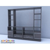 TV Rack Laminated MDF