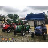 MULTI PURPOSE FARM TRACTOR(BARE)