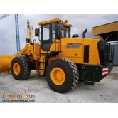 CDM856 Wheel Loader 3cbm