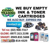 HIGHER PRICE BUYER OF EMPTY INK AND TONER CARTRIDGES