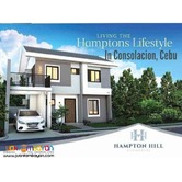 HAMPTON HILL RESIDENCES - 4BR HOUSE IN CONSOLACION CEBU (GRAYSON)