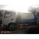 6 Wheeler Garbage Compactor 5m³