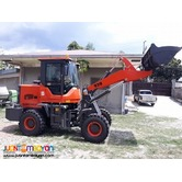 DE 929 Wheel Loader for Demolition and Construction