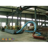 Floating Sand Suction Pumping Dredge Equipment
