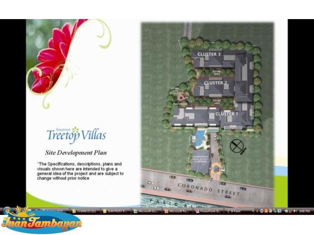 TREE TOP RFO - Suntrust Project in Mandaluyong City