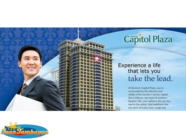 CAPITOL PLAZA RFO - Suntrust Project In Quezon City