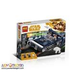 BELA™ 10897 Star Wars® Han Solo's Landspeeder