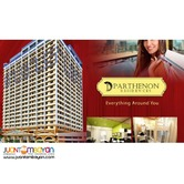 Condo Units For Sale at Parthenon Residences in Cebu City