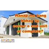 Erinville  Complete Finish End Unit sa Trece Martires Cavite
