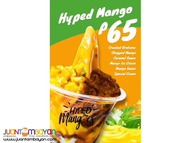HYPED MANGOES