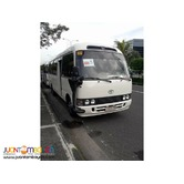 TOYOTA COASTER FOR RENT!! PROMO UNTIL NOW!! 09088733554/5425759