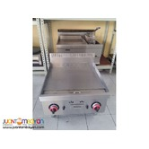 Gas Griddle (2 Burners) On Stock