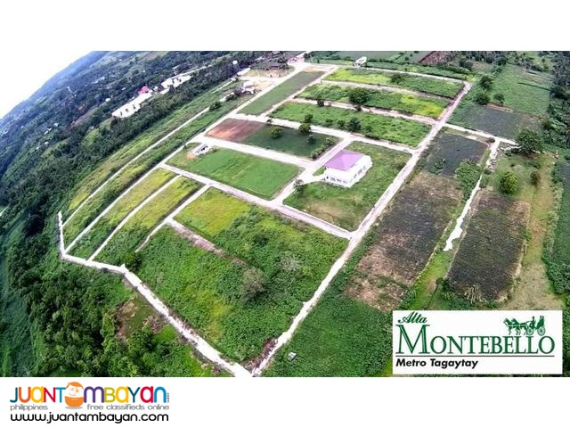 Lots For Sale in Alta Montebello Metro Tagaytay