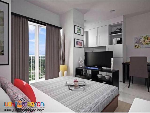 Fully Furnished Condo Units and Enjoyable Amenities in Cebu City