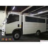Euro 4 Diesel Multicab Sinotruk Homan