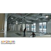 Ducting Works and Fire Sprinkler System