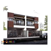 Duplex House for Sale at Greenland Ampid