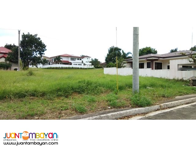SOTOGRANDE TAGAYTAY Lot for Sale