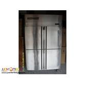 4 Door Cabinet Freezer