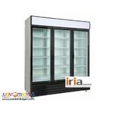 3 Door Upright Display Chiller