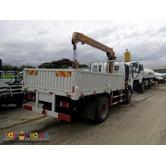 Sinotruk Homan H3 H5 Boom Truck 3.2. & 5 Tons