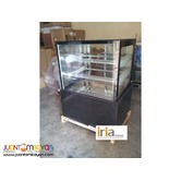 Cake Chiller 4ft. Japanese Style (Brand New)