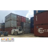 Container Van 20'ft and 40'ft for sale in Cebu