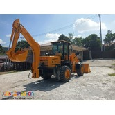 VTZ25-30 BACKHOE LOADER .30 / 1m³ Capacity