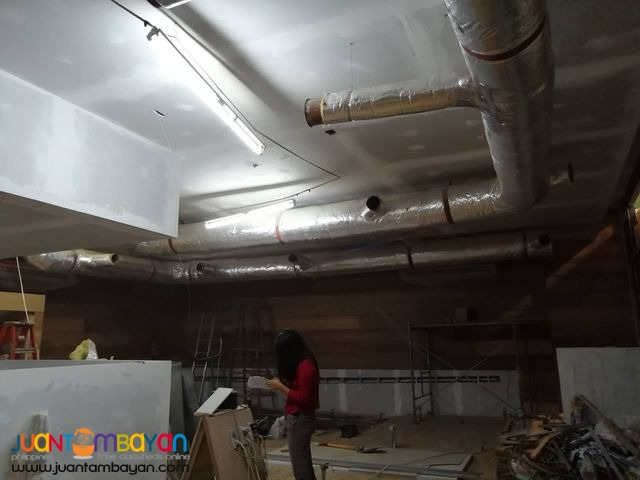 Ducting Works Spiral Duct Flexible Duct