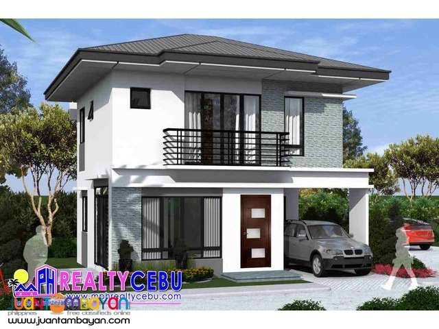 4BR House For Sale in Sola Dos Talamban -Amber Model