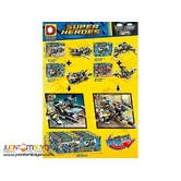 DLP™ 528 Super Heroes Batman 4in1 Vehicle Combine Set