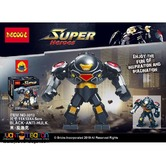 DECOOL™ 0313 Hulkbuster Heavy Duty Modular Armor Maxifigures