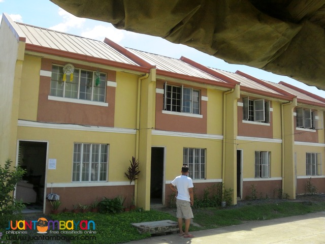 SORRENTO VILLAGE 2 storey townhouse Murang Pabahay