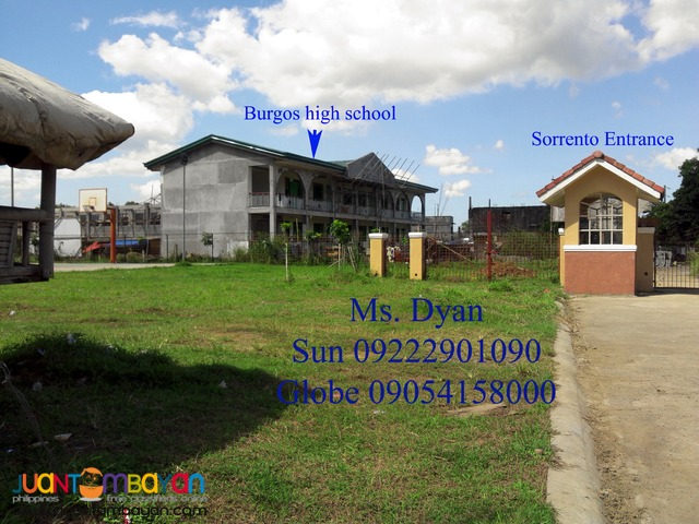 Sorrento Village 2 Storey Townhouse Murang Pabahay San